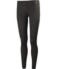 Helly Hansen Dámské suché černé bavlněné kalhoty