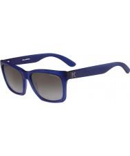 Karl Lagerfeld Pánské kl871s matné modré sluneční brýle