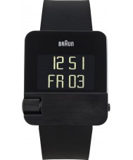 Braun BN0106BKBKG Pánská prestiž černá chronograf hodinky