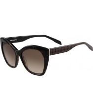 Karl Lagerfeld Dámské kl929s Havana sluneční brýle