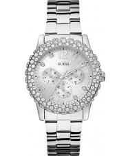 a9653eba7af Guess W0335L1 Dámy Dazzler stříbrné oceli náramek hodinky