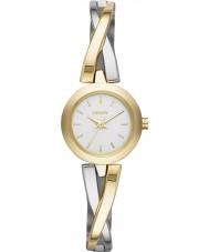 DKNY NY2171 Dámy přechod zlaté stříbrné hodinky efee4edac4