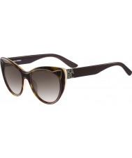Karl Lagerfeld Dámské kl900s želvoviny sluneční brýle
