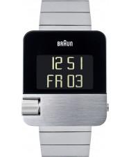 Braun BN0106SLBTG Pánská prestiž stříbro tón chronograf hodinky