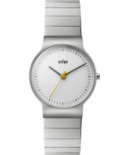 Braun BN0211SLBTL Pánské klasické tenké stříbrné oceli náramek hodinky
