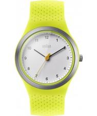 Braun BN0111WHGRL Dámská sportovní zelený silikonový pásek na hodinky