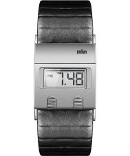 Braun BN0076SLBKG Pánská černé digitální hodinky